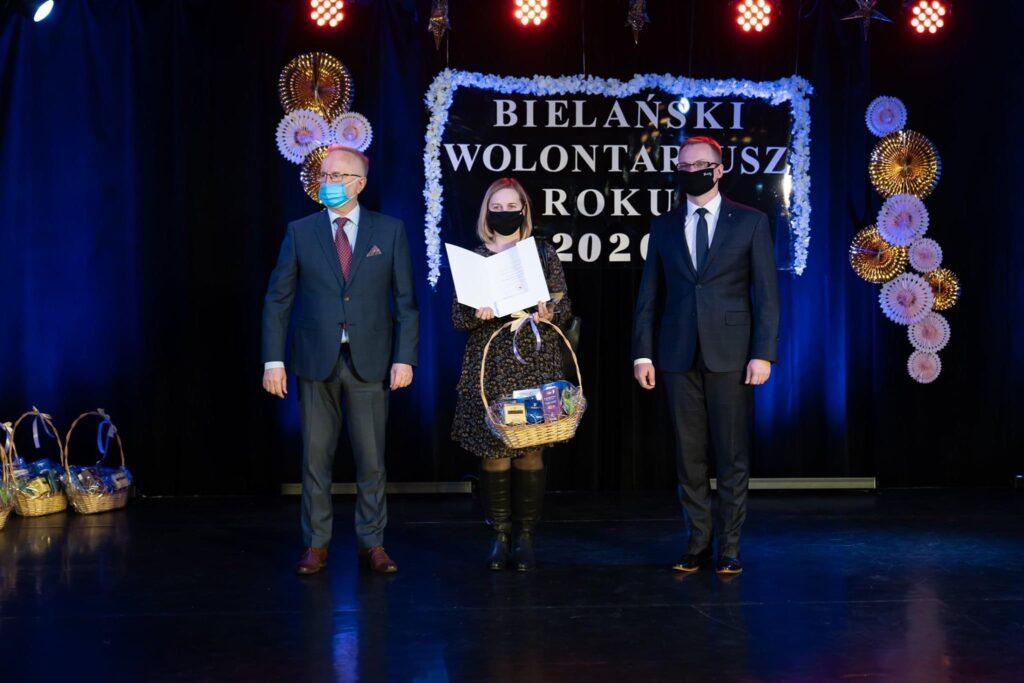 Wolontariusz Roku 2020